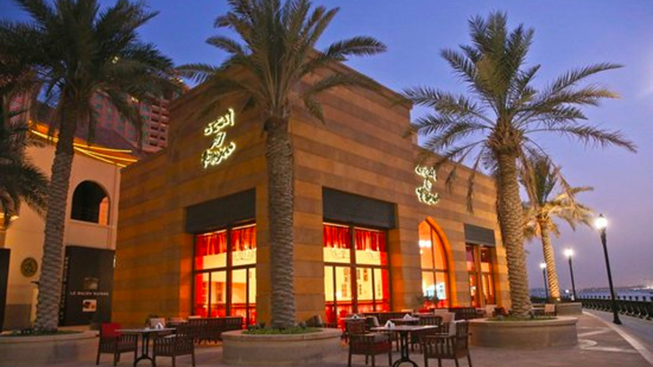 Al-Mayass-Restaurant,-The-Pearl-Doha,-Qatar