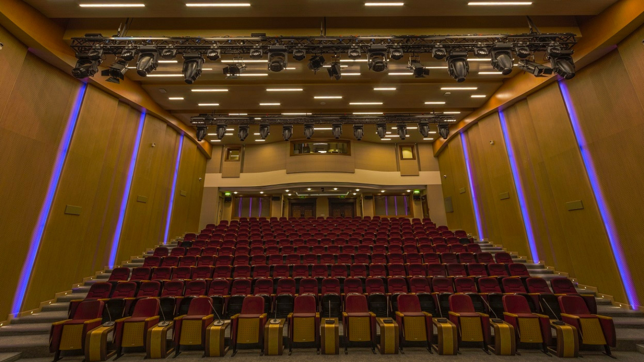 Ministry-of-Municipality-&-Urban-Planning,-Renovation-Of-The-Theatre
